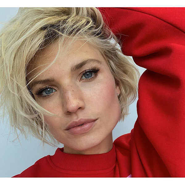 Cute-Pixie-Bob Popular Short Messy Hairstyles