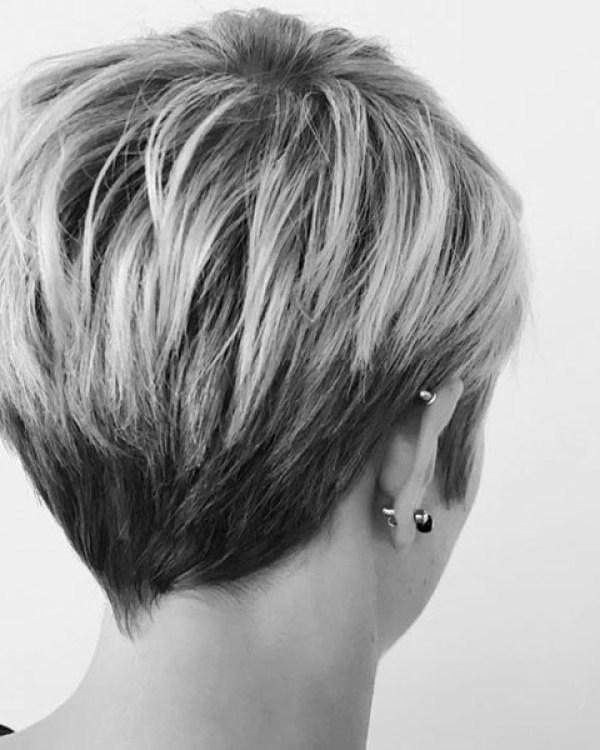 Cute-Short-Pixie New Cute Hairstyles for Short Hair 2019