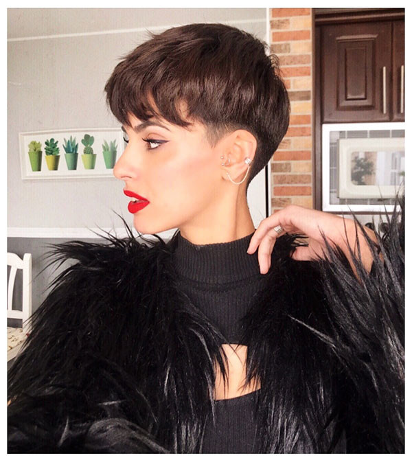 Pixie-Hairstyle New Best Short Haircuts 2019