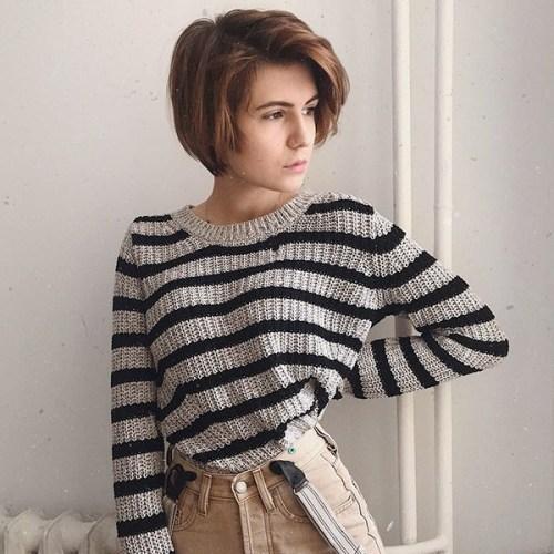 Short-Hair-1 New Best Pixie Cut Ideas for 2019