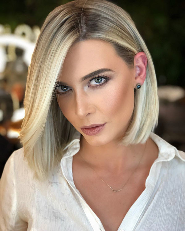 Short-Hairstyles-2 Popular Short Messy Hairstyles