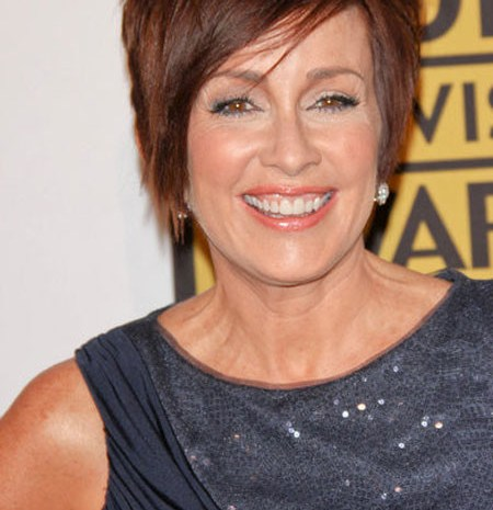 Short-Asymmetrical-Red-Hair Short Hair Trends 2019