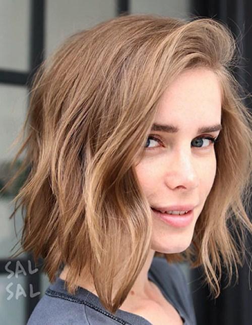 Layered-Bob Chic Stacked Bob Haircuts that We Love