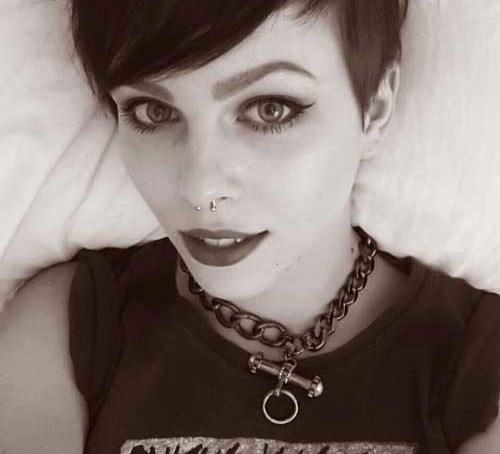 Pixie-Cut Different Curly Short Hairstyles Pictures