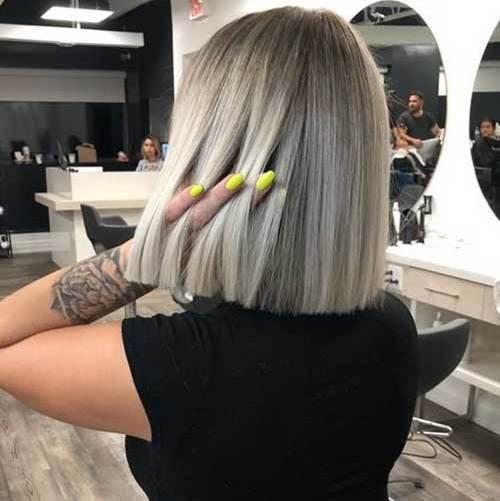 Modern-Short-Haircut Modern Short Hairstyles for Women