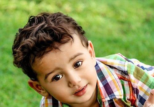 Short Spiky Hairstyles For Little Boys