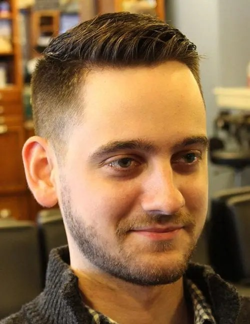 Stay Timeless With These 11 Classic Taper Haircuts