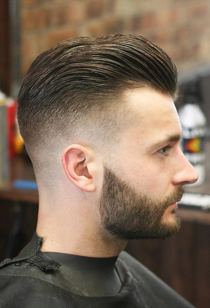 Where To Get Mens Skin Fade Haircut In Hanoi Barber Shop Dy Ct