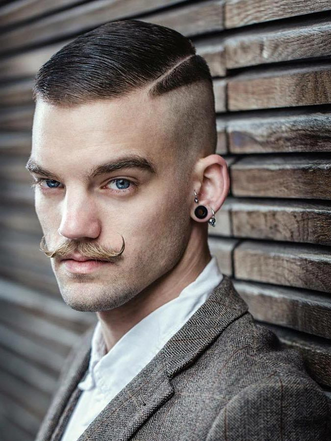 25 Hard Part Haircuts Reviving An Old Classic