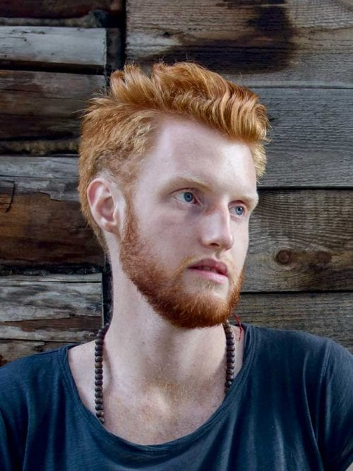21 Eye Catching Red Hair Mens Hairstyles Ginger Hairstyles