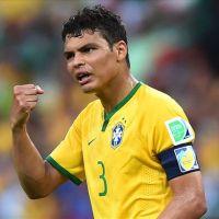 Thiago Silva Hairstyles