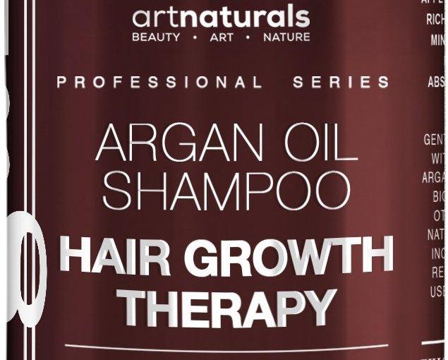 Art Naturals Organic Argan Oil Hair Loss Shampoo for Hair Regrowth