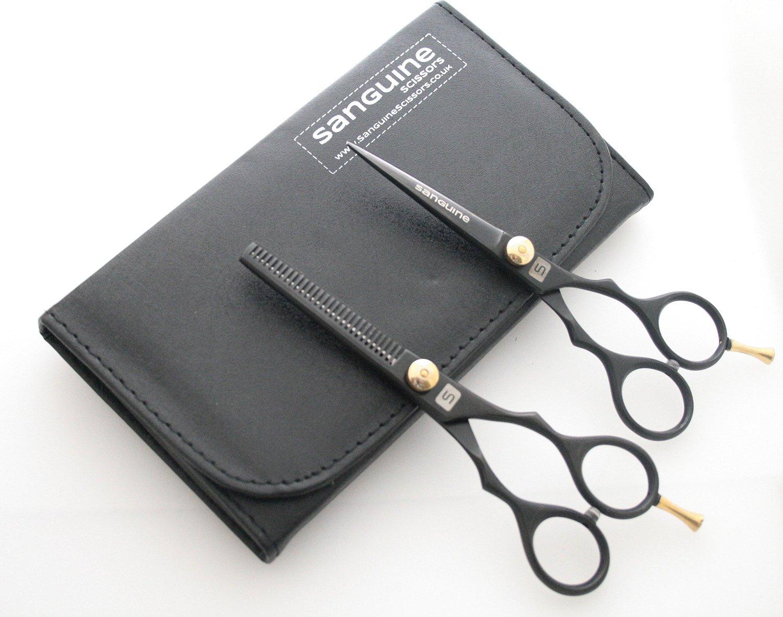 Professional Hair Scissors AND Hair Thinning Scissors SET
