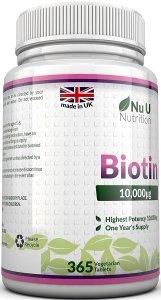 Biotin Hair Growth Supplement