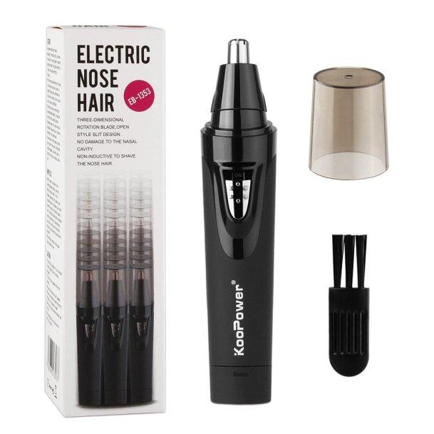 KooPower EB-1353 Nose Hair Trimmer [Wet/Dry]