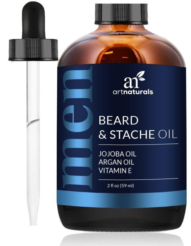 arts natural beard oil