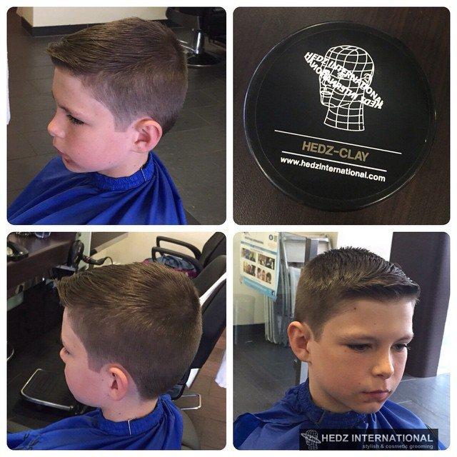Cute Little Boy Haircuts Hair Colar And Cut Style