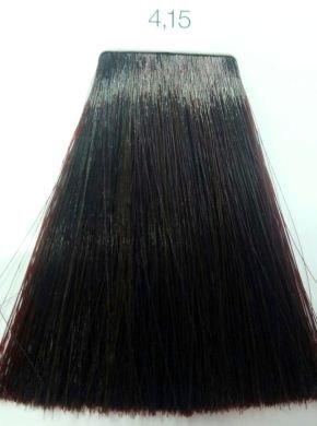 LOreal Noa 415 Mahogany Brown Hair Colar And Cut Style