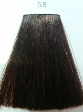 LOreal Noa 58 Light Mocha Brown Hair Colar And Cut Style