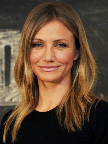 Cameron Diaz Hair Color Hair Colar And Cut Style