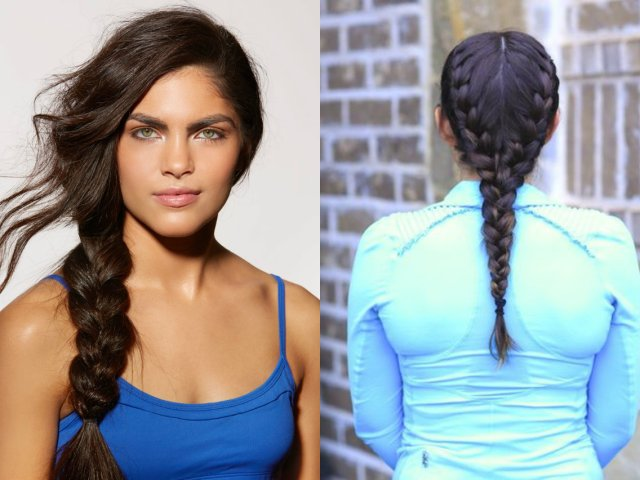 easy & simple workout hairstyles to glam up in gym | hairstyles