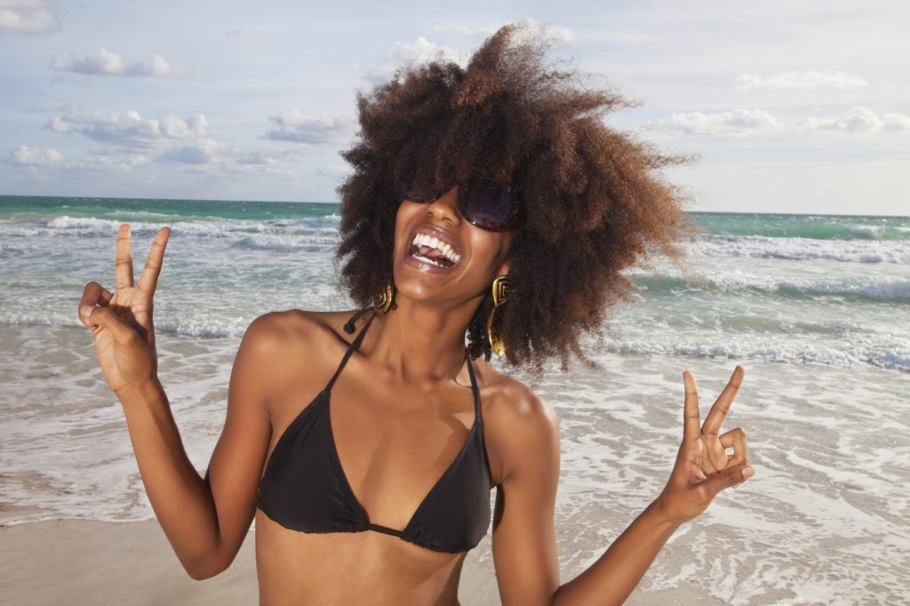 natural curly hairstyles for black women