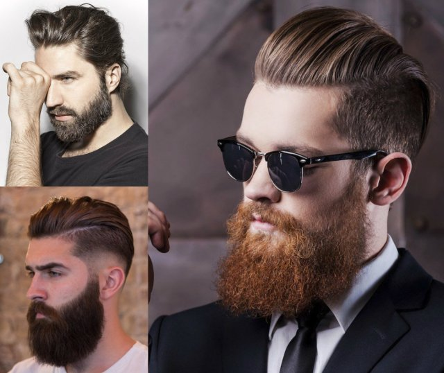 men's hairstyles & beards trends 2017   hairstyles, haircuts