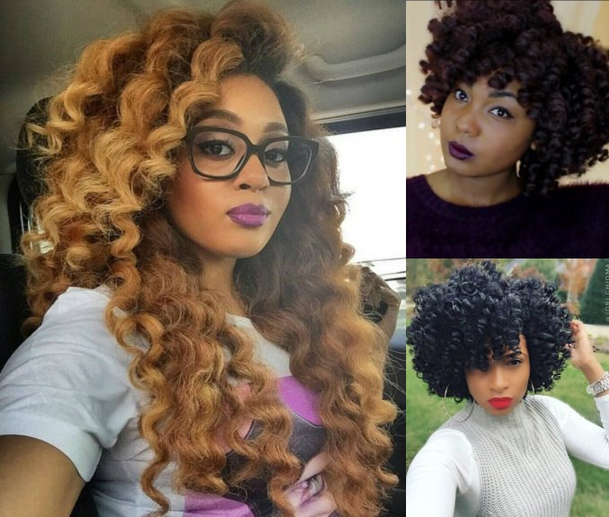 Image Result For Natural Hairstyles For Black Women With Long Hair