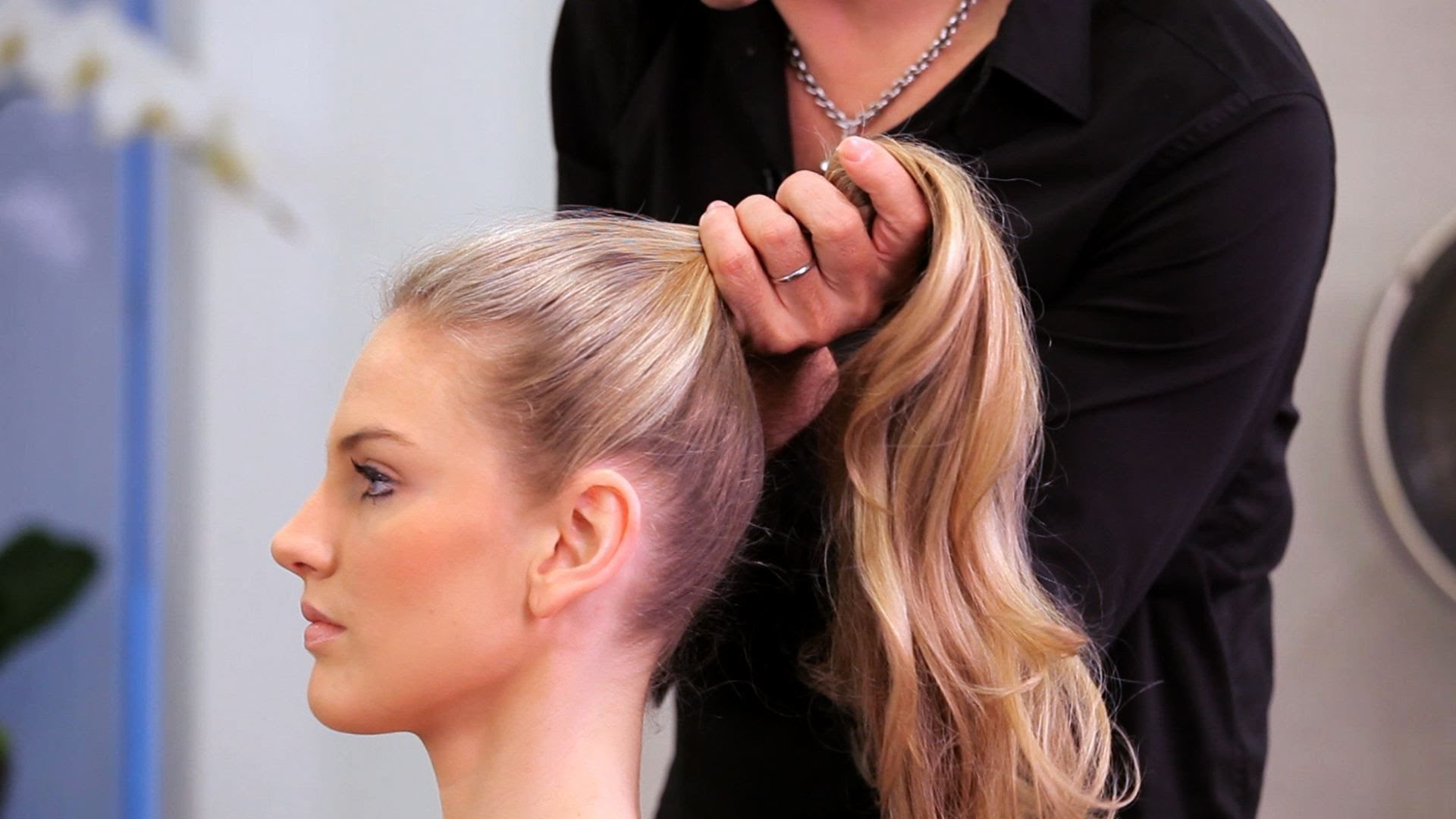 Perfectly Easy Ponytail Hairstyles