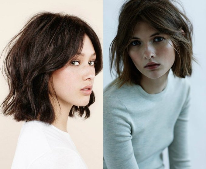 Image Result For Blunt Cut Bob Hairstyles
