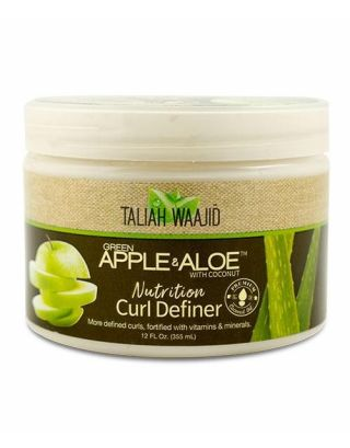 Taliah Waajid Green Apple & Aloe Nutrition Curl Definer 355 Ml