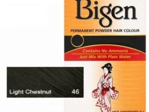 Bigen Hair Color Light Chestnut No. 46