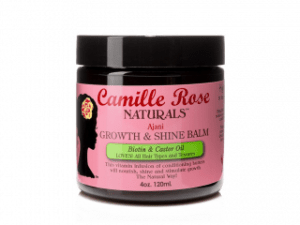 Camille Rose Naturals Ajani Growth And Shine Balm 4 Oz