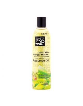 Elasta Qp Olive Oil & Mango Butter Growth Moisturizer 8 Oz