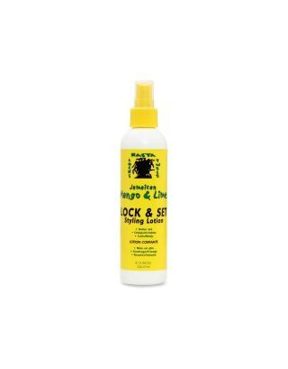 Jamaican Mango And Lime Lock And Set Styling Lotion 236 Ml
