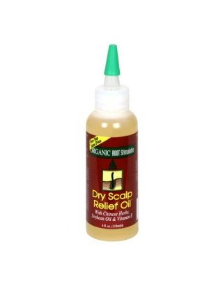 ORS Dry Scalp Relief Oil 4 Oz