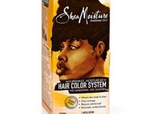 Shea Moisture Hair Color Medium Brown