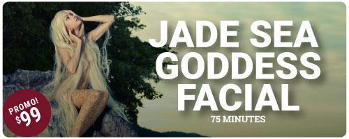 Jade Sea Goddess Facial by Eminence Organics