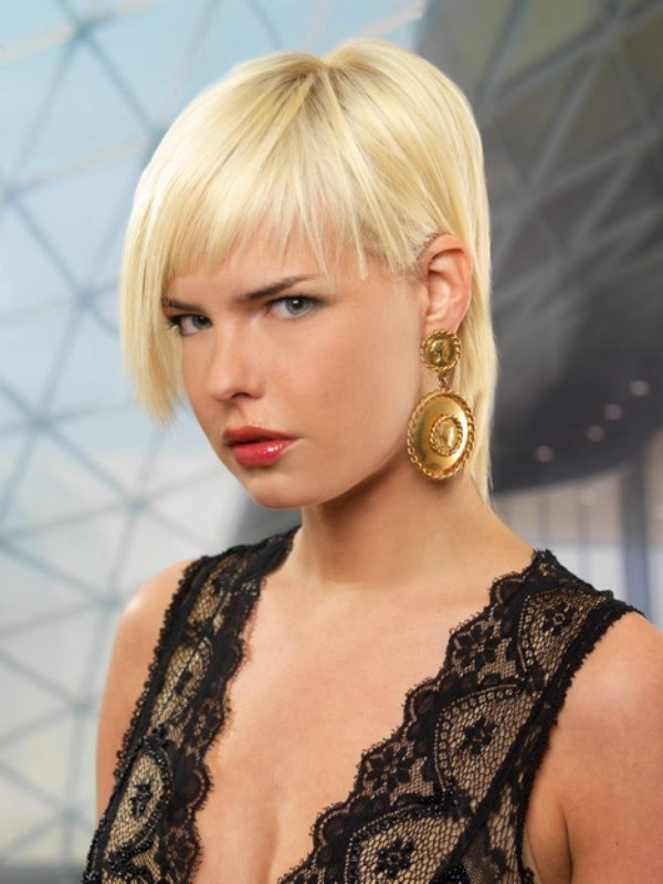 Easygoing New Haircuts, Feminine Hairstyles And Festive Updos