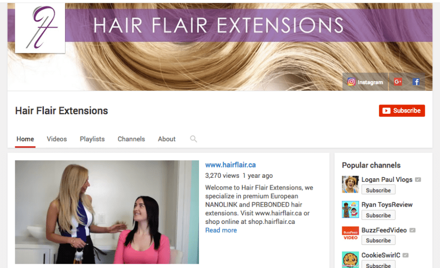10 Free Marketing Ideas For Your Hair Extension Business Hair