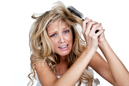 brushing-hair-with-extensions