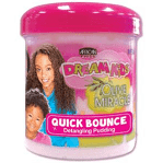 African Pride Dream Kids Quick Bounce Pudding 15oz