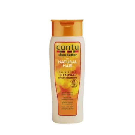 Cantu Shea Butter For Natural Hair Sulphate-Free Cleansing Cream Shampoo 13oz