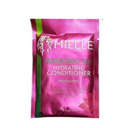 MIELLE ORGANICS Mongongo Oil Hydrating Conditioner Sachet