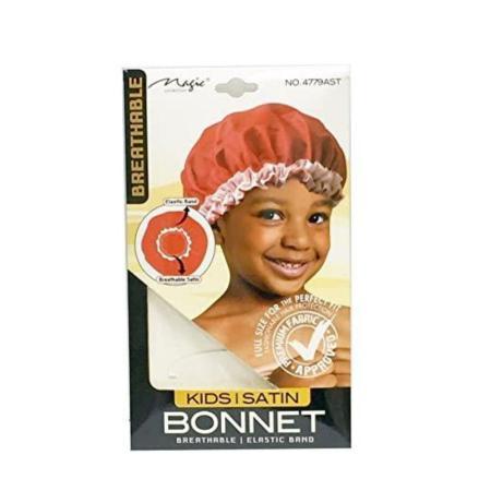 Kids Satin Bonnet