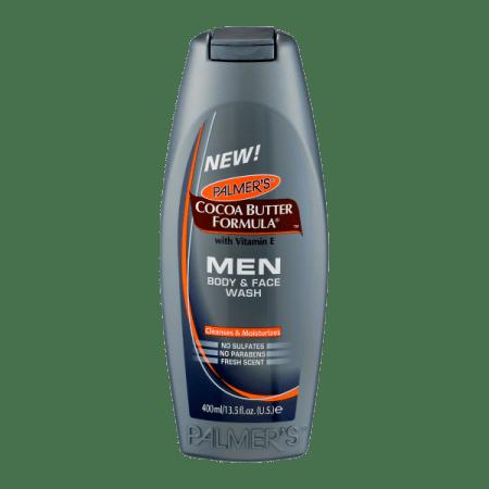 Palmers Men's Cocoa Butter Formula Body & Face Wash 13.5oz