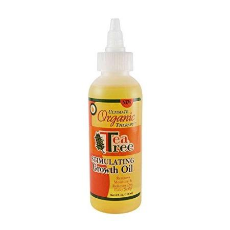 Ultimate Originals Tea Tree Stimulating Growth Oil 4oz