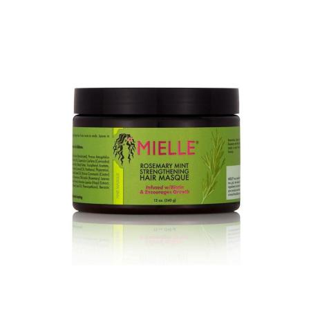 Mielle Organics Rosemary Strengthening Hair Masque 12oz