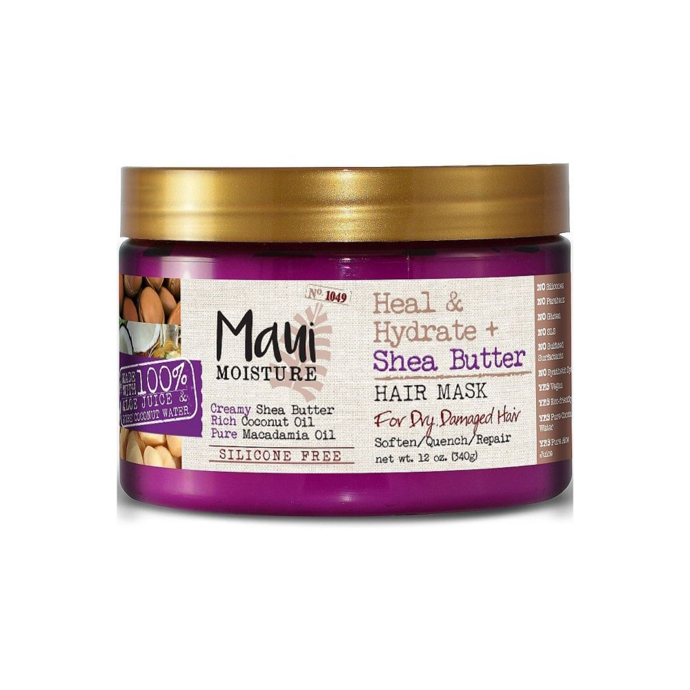 maui-moisture-shea-butter-hair-mask-for-damagaed-hair