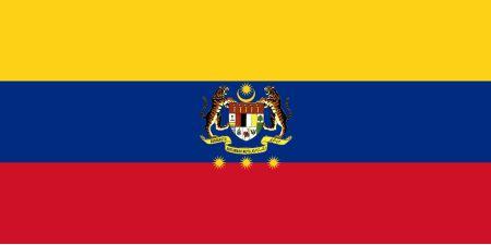 Flag of the Federal Territory-Malaysia
